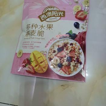 燕麦米 可开袋即食,也可用开水冲服