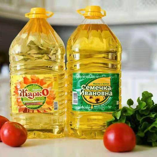 北京市顺义区压榨葵花籽油 进口精炼5升装葵花油