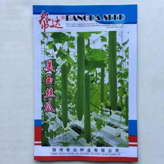四川省成都市锦江区 肉丝瓜种子长丝瓜种子高产杂交丝瓜种子包邮