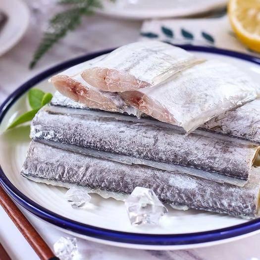 山東省日照市東港區 帶魚中段5斤起新貨新鮮冷凍東海海鮮水產包郵