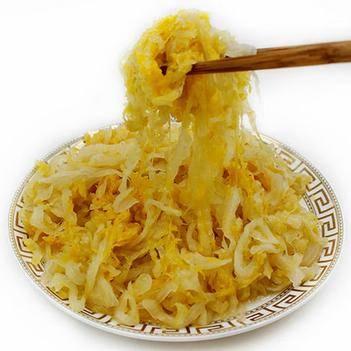 腌白菜 東北酸菜1公斤/袋 大缸腌制 酸菜切絲 廠家直供 一袋包郵