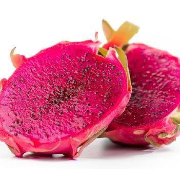 新鲜红心火龙果 净重5斤中大果新鲜孕妇水果10广西金都一号