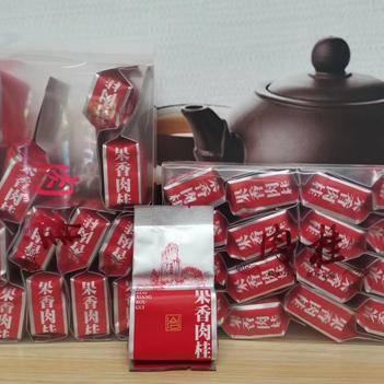 武夷巖茶 果肉香肉桂 馬頭巖烏龍武夷山巖茶 500克/斤 簡易裝