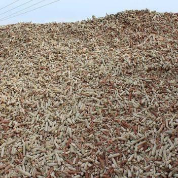大量玉米芯 出售,濮陽南樂