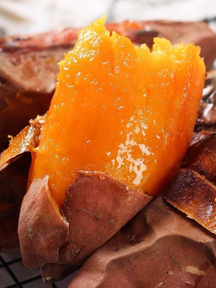 [红薯批发]红薯西瓜红蜜薯 烟薯新鲜小番薯山芋地瓜一件代发【全国包邮】价格11.9元/箱