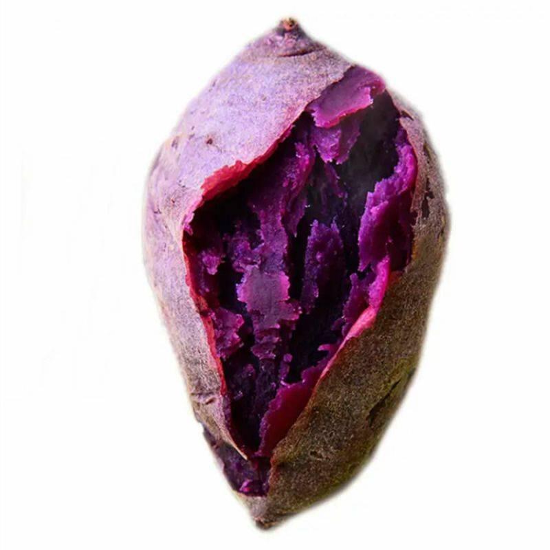 [紫薯批发] 【香甜粉糯】沙地紫薯新鲜 番薯板栗红薯地瓜蜜薯蔬菜批发包邮价格12.9元/箱