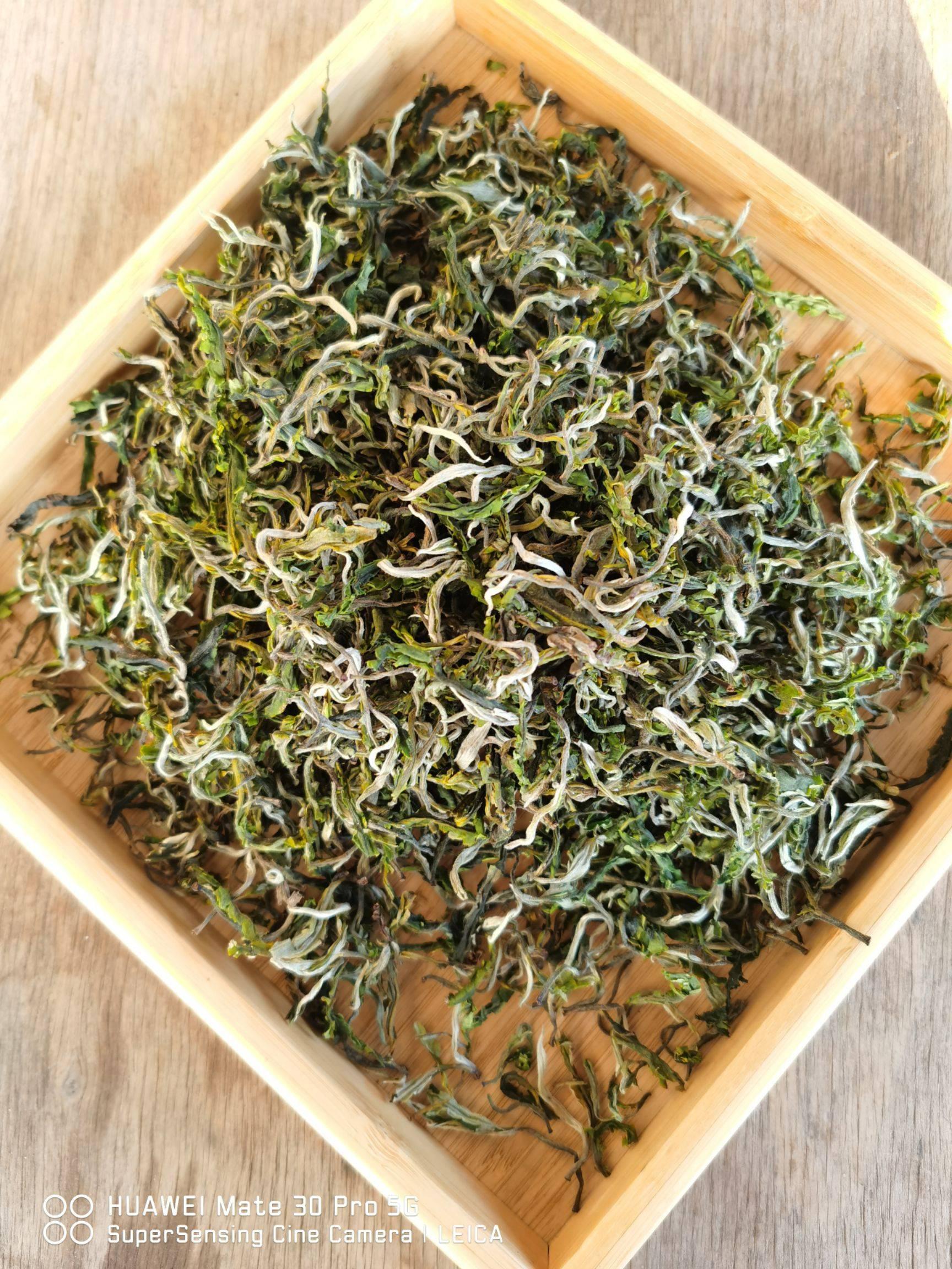 [云南绿茶批发] 春尖绿茶 有机绿茶一级料价格65元/斤