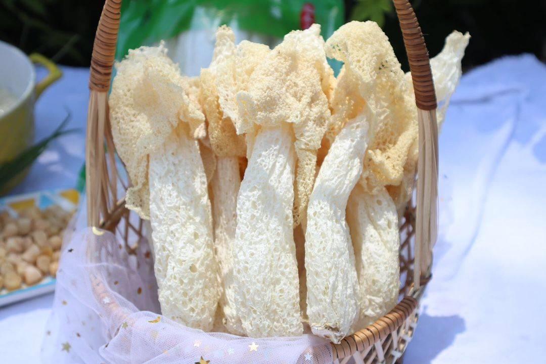 [竹荪批发]干竹荪.特级干竹荪. 无硫磺价格18.9元/袋