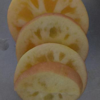 冰糖心蘋果 80mm以上 條紅 光果