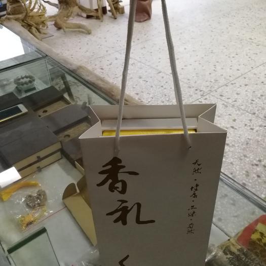 广东省茂名市化州市 沉香线香养生助眠安神礼盒装高端大气送礼佳品