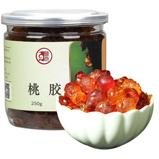 湖北省隨州市曾都區食用桃膠 18-24個月