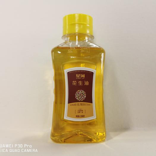 河南省安陽市內黃縣 星河壓榨一級花生油200毫升包郵大廠品質無需質疑