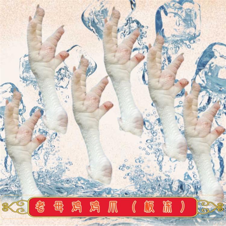 [鸡爪批发] 山东有路食品长期供应各种规格鸡爪,做盐焗,卤制品,酱制品价格21.5元/斤