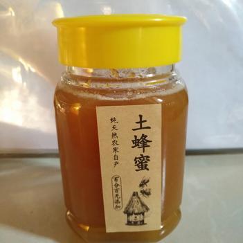 土蜂蜜 玻璃瓶裝 100% 2年