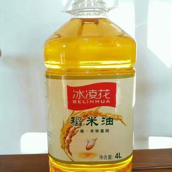 米糠色拉油
