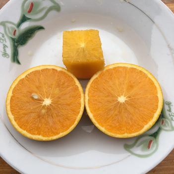 锦红冰糖橙 60 - 65mm 4两以下