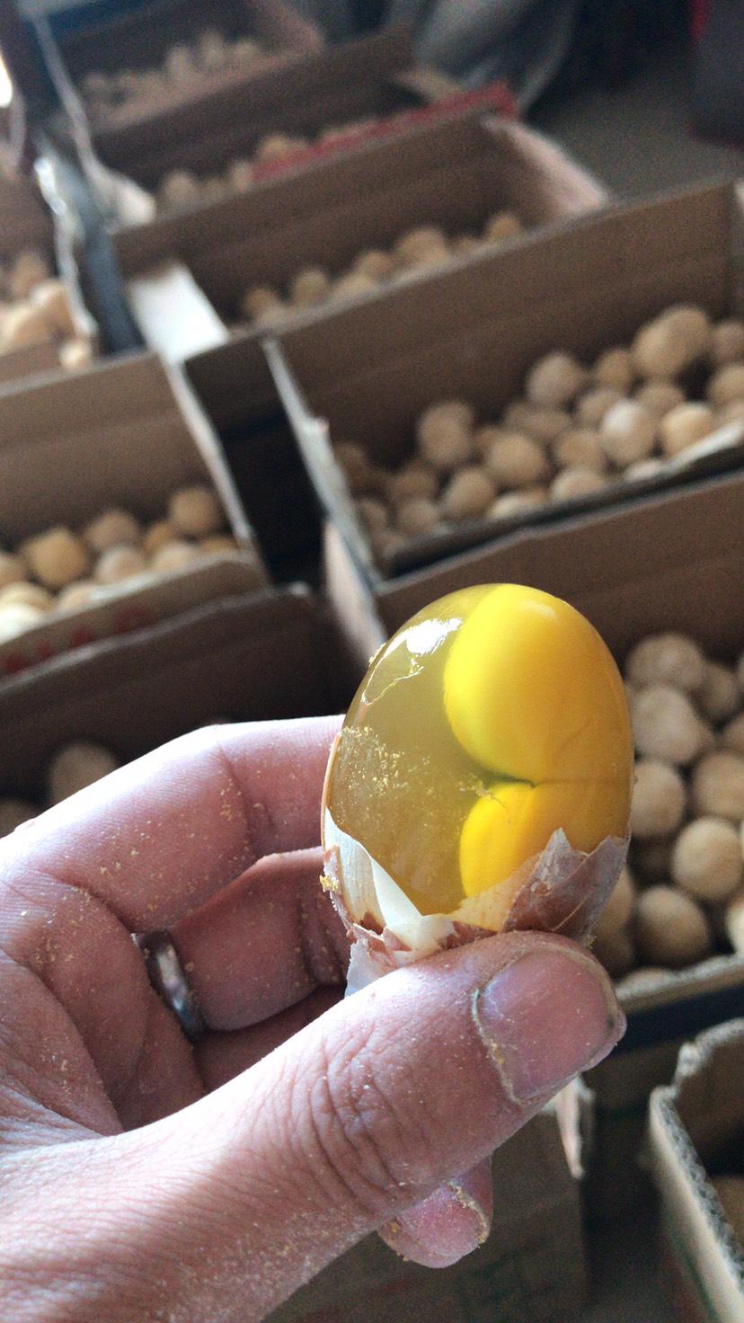 [五香变蛋批发] 五香变蛋厂家直供价格0.55元/个