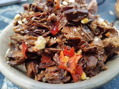 云南省普洱市瀾滄拉祜族自治縣腌制蕎頭 腌制品