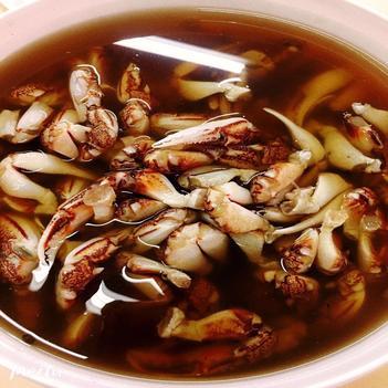 梭子蟹 醉蟹鉗即食蟹腳麻辣海鮮冷凍6公斤裝大排檔爆炒香辣蟹腳送香辣粉
