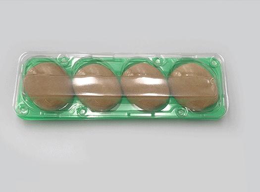 四川省成都市武侯区透明盒 【猕猴桃奇异果PET盒、塑料盒】4枚、5枚