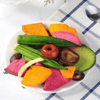 黃桃脆片 果蔬脆片套餐可選 6中果干任你選擇 特惠裝