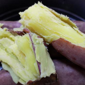 陜西臨潼板栗紅薯批發代發現挖現發5斤9斤包郵紅皮板栗紅薯