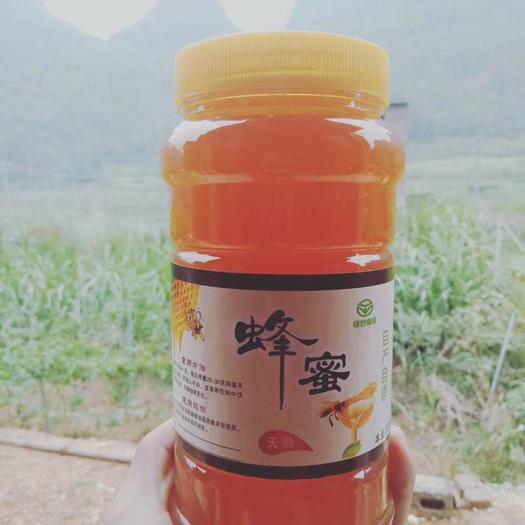 广西壮族自治区来宾市忻城县野生蜂蜜 塑料瓶装 2年以上 98%
