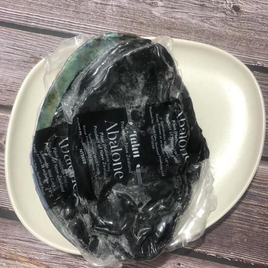 广东省深圳市盐田区新西兰黑金鲍鱼 新西兰大黑金鲍1.3-1.6斤一只