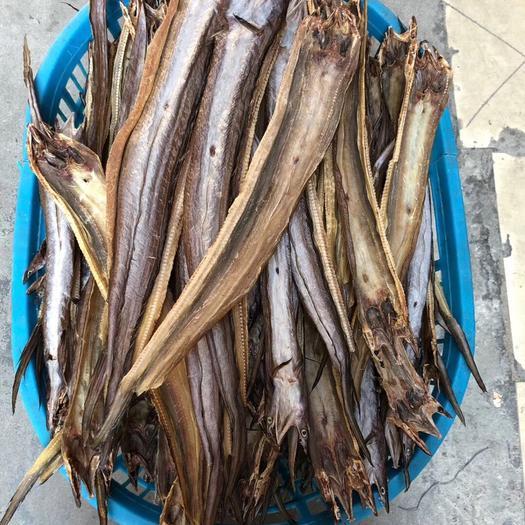 广东省阳江市江城区观赏黄鳝 好消息本地闸坡船晒的门蟮干货源少量,想要的亲们快秒,绝对