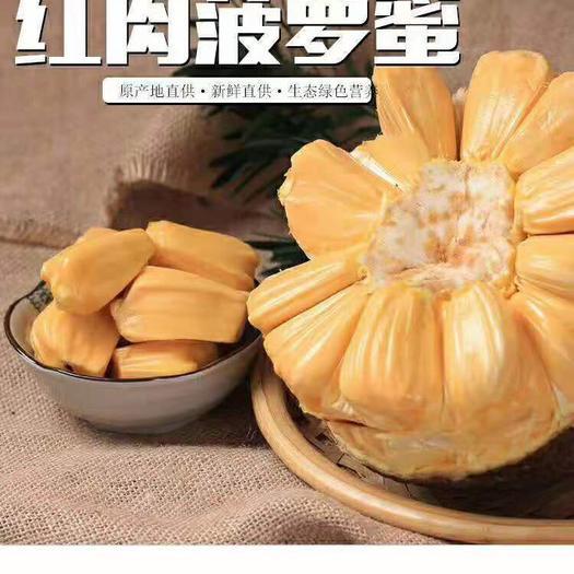 广西壮族自治区崇左市凭祥市 越南红肉菠萝蜜