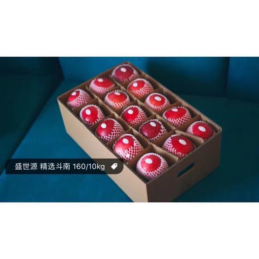 遼寧省大連市普蘭店區 斗南蘋果 個大果紅 口感脆甜