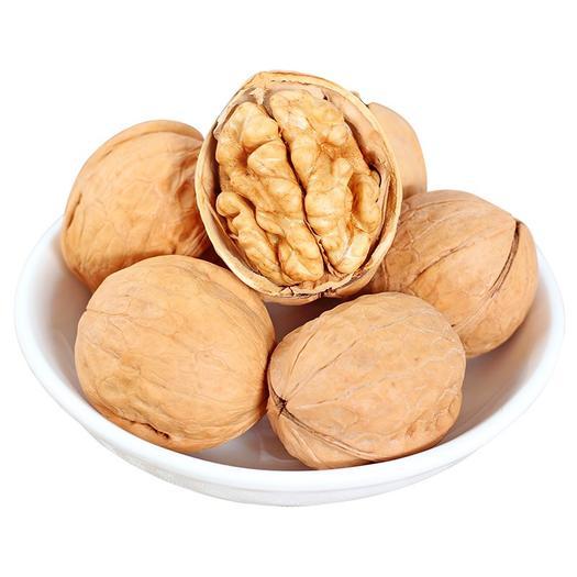陜西省寶雞市眉縣 新疆薄殼原味一級紙皮核桃 袋裝一斤批發
