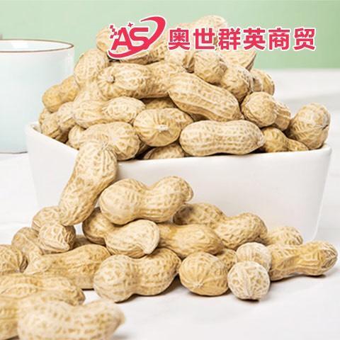 四川省成都市金牛区 休闲零食干果炒货原味花生批发