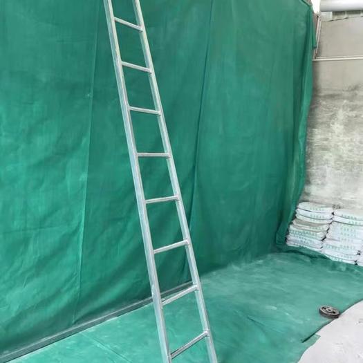 廣東省潮州市饒平縣 單面工程梯爬梯單側直梯閣樓工程加寬加厚鍍鋅管高梯子