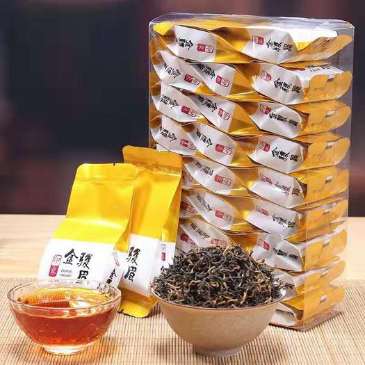 福建省泉州市安溪縣 紅茶,金駿眉125克。
