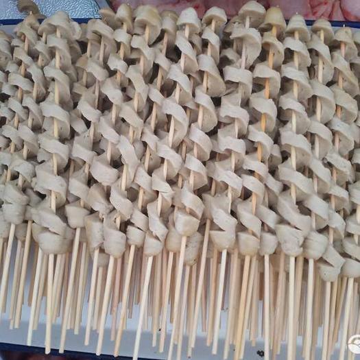 河南省商丘市睢阳区烤面筋 面筋串,水面筋,手工面筋,纯谷朊粉