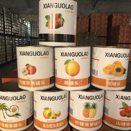 山东省临沂市平邑县 3000克铁罐杏罐头