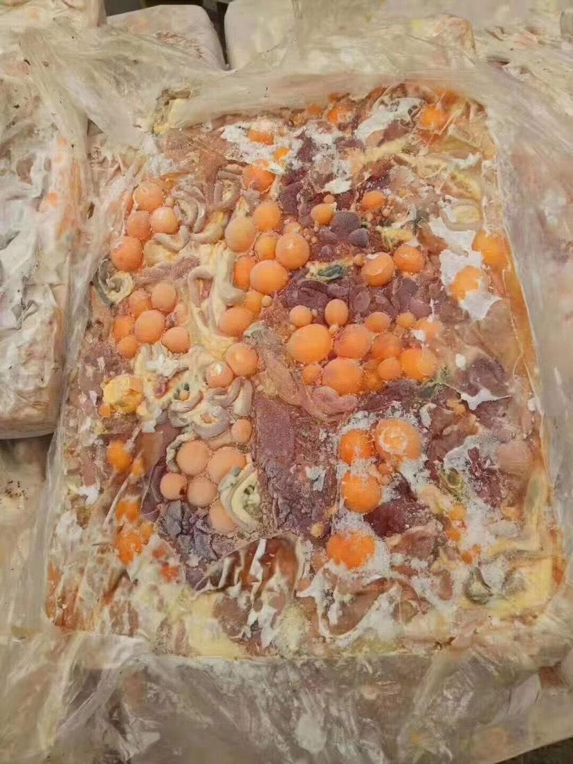 [鸡肠批发] 蛋鸡肠,蛋鸡肝,蛋包肠,肉架泥价格0.8元/斤