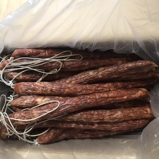江西省九江市潯陽區 麻辣腸 一件凈重20斤 年貨 干貨 臘味 臘腸