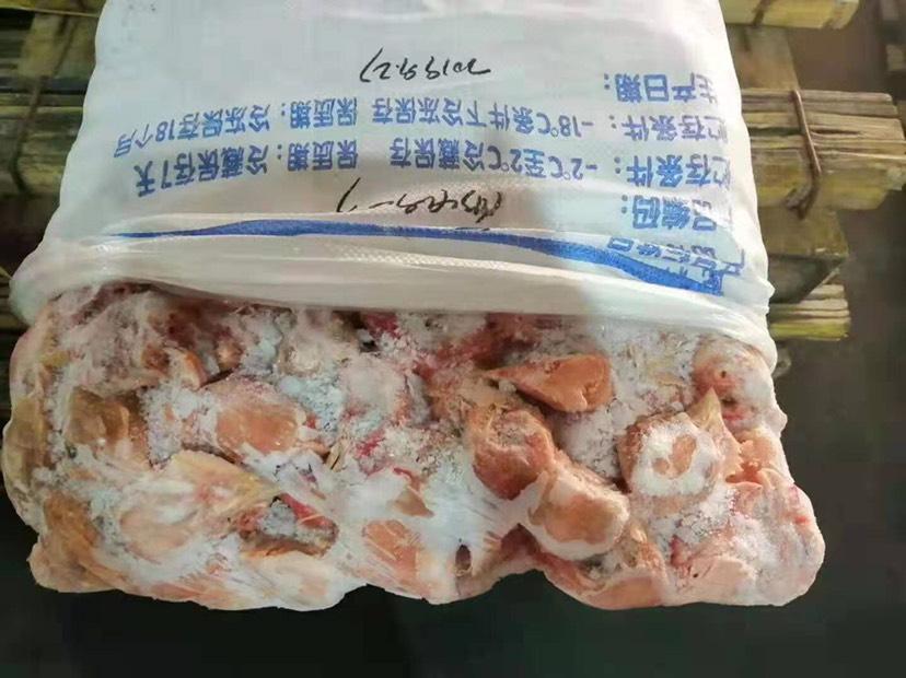 [鸡头批发]鸡头 817头价格0.7元/斤