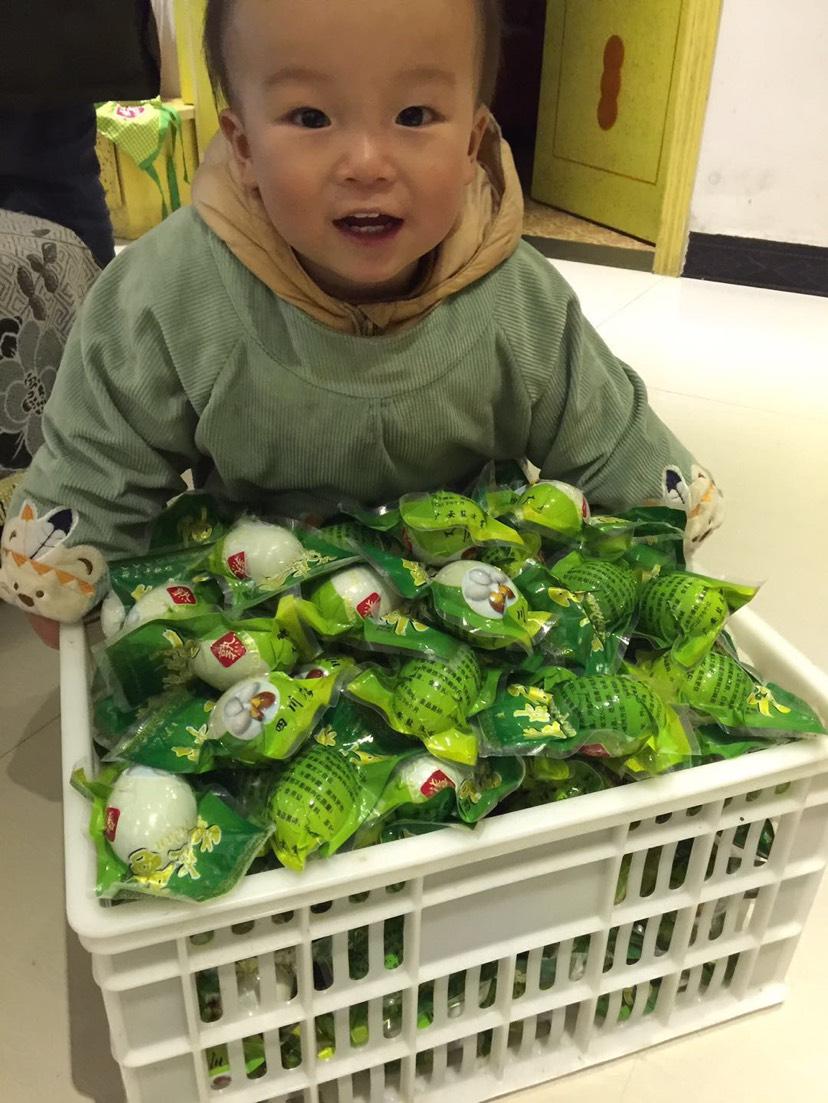 [盐皮蛋批发] 盐皮蛋/鸭蛋/蛋/农产品价格1.6元/个