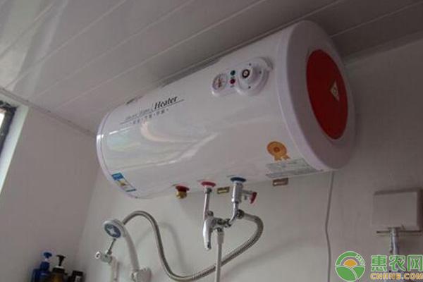 优点:通电就能有热水,不管是几楼只要通水管就能用,甚至稍微懂点安装图片