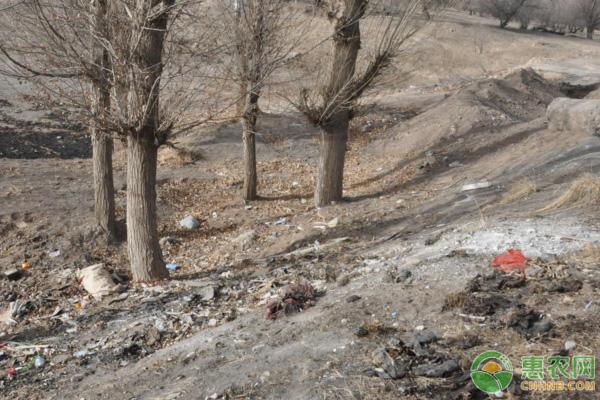 清畜禽养殖等农业生产的废弃物