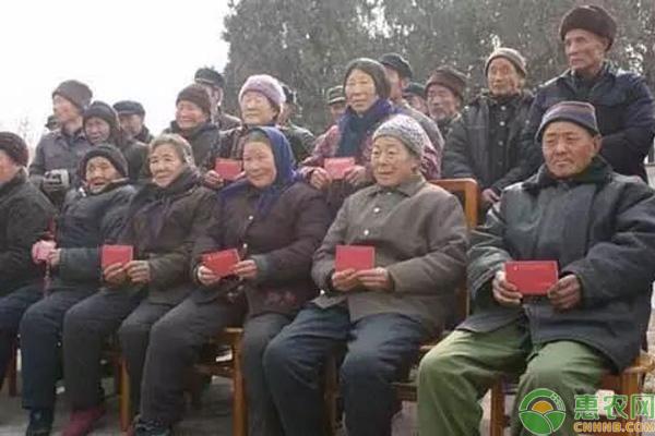 2019年起,国家将针对农村高龄老人发放补贴!看看你家的老人有吗?