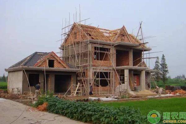 农村宅基地自建房