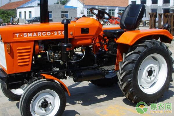 拖拉机、农用运输车电系导线选择要求及连接技术
