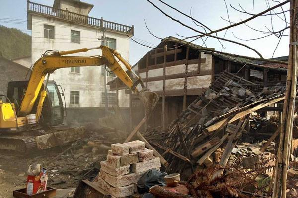2019农村房屋整治加速推进,这5种房子将会统一拆除!