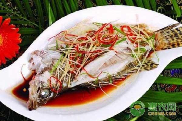 清蒸桂鱼做法