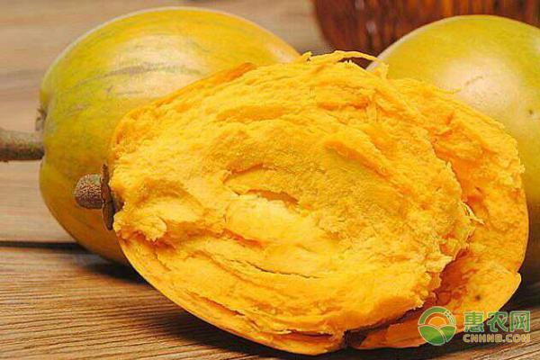 今年蛋黄果的市场价多少钱一斤?怎么吃?蛋黄果吃了有什么好处?