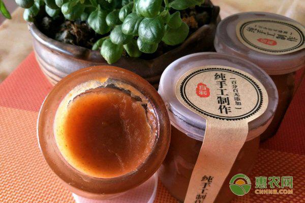 山楂酱的加工流程及具体方法